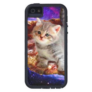 Funda Para iPhone SE/5/5s gato de la pizza - gatos lindos - gatito - gatitos