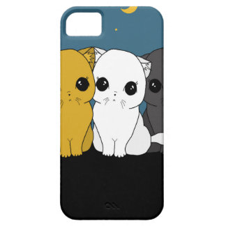 Funda Para iPhone SE/5/5s Gatos lindos