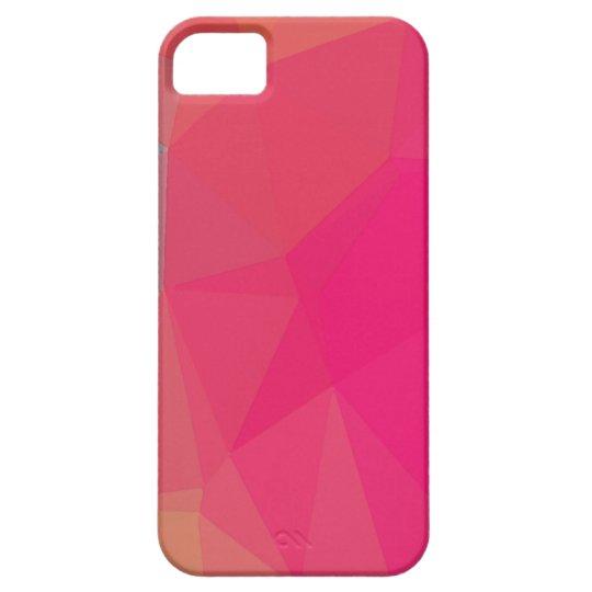 Funda Para iPhone SE/5/5s Geometric pink_iphone
