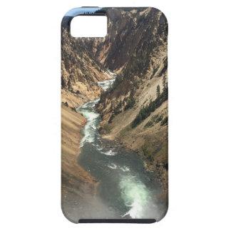Funda Para iPhone SE/5/5s Gran Cañón en el parque de Yellowstone