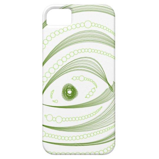 Funda Para iPhone SE/5/5s Green Eye