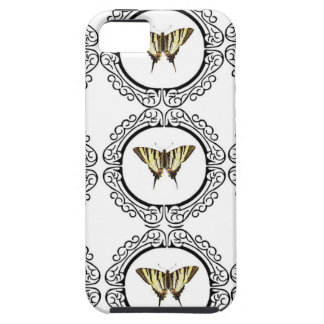 Funda Para iPhone SE/5/5s grupo de mariposas