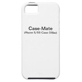 Funda Para iPhone SE/5/5s Haga su propio caso del iPhone 5 (el ambiente)