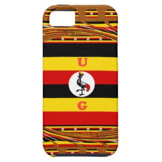 Funda Para iPhone SE/5/5s Hakuna asombroso hermoso Matata Uganda precioso