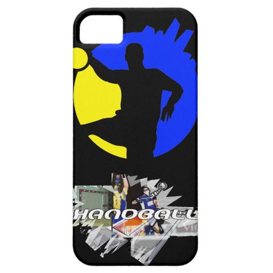 FUNDA PARA iPhone SE/5/5s HANDBALL