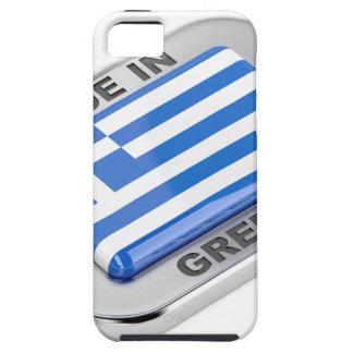 Funda Para iPhone SE/5/5s Hecho en la insignia de Grecia