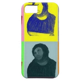 Funda Para iPhone SE/5/5s Homo de Ecce - estilo del arte pop