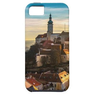 Funda Para iPhone SE/5/5s Horizonte de la República Checa