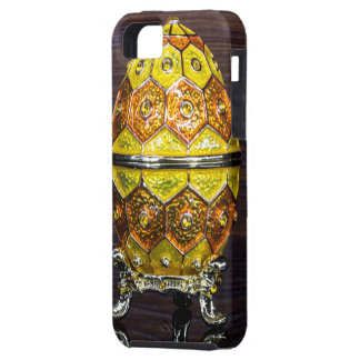 Funda Para iPhone SE/5/5s Huevo amarillo y anaranjado