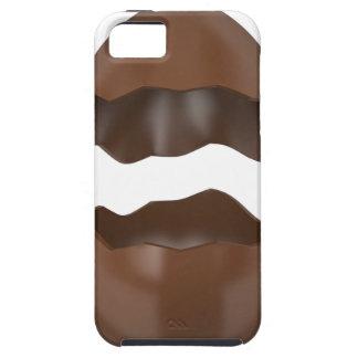 Funda Para iPhone SE/5/5s Huevo de chocolate quebrado