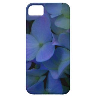 Funda Para iPhone SE/5/5s Hydrangeas púrpuras violetas