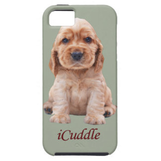 Funda Para iPhone SE/5/5s iCuddle adorable cocker spaniel