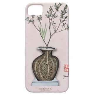 Funda Para iPhone SE/5/5s Ikebana 4 por los fernandes tony