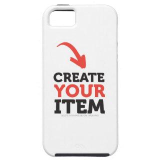 Funda Para iPhone SE/5/5s Impresión de encargo de CREATE-YOUR-OWN DIY