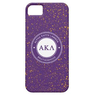Funda Para iPhone SE/5/5s Insignia alfa de la lambda el | de Kappa