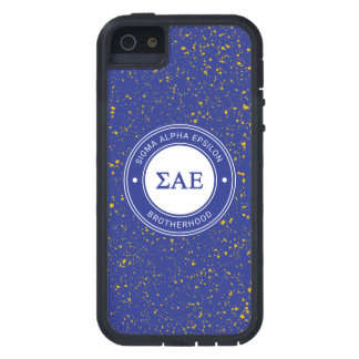 Funda Para iPhone SE/5/5s Insignia alfa del épsilon el | de la sigma