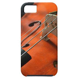 Funda Para iPhone SE/5/5s Instrumento atado secuencias de madera del
