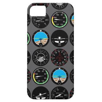 Funda Para iPhone SE/5/5s Instrumentos del vuelo
