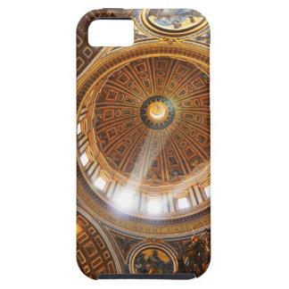 Funda Para iPhone SE/5/5s Interior de la basílica de San Pedro en Roma,