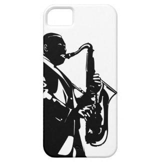 Funda Para iPhone SE/5/5s jazz saxophone