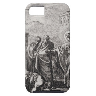 Funda Para iPhone SE/5/5s Jesús enfrenta a 12 apóstoles