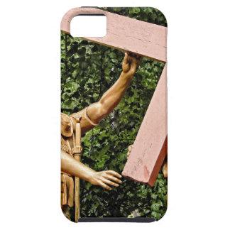 Funda Para iPhone SE/5/5s Jesús lleva la cruz