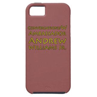 Funda Para iPhone SE/5/5s Jr. de las conversaciones w/Ambassador Andrew