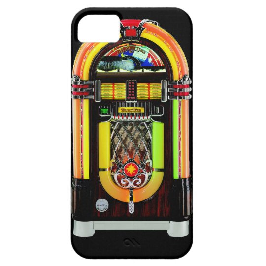 Funda Para iPhone SE/5/5s Jukebox