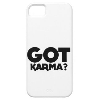 Funda Para iPhone SE/5/5s Karmas conseguidas, palabras del texto