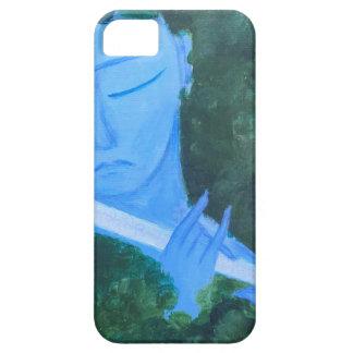 Funda Para iPhone SE/5/5s Krishna con la flauta