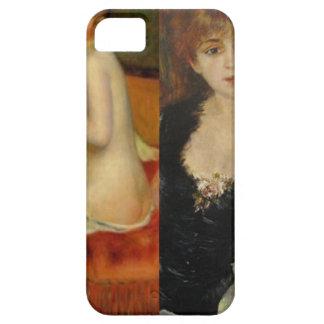 Funda Para iPhone SE/5/5s La belleza y el arte pueden hacer todo