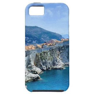 Funda Para iPhone SE/5/5s La ciudad vieja de Dubrovnik