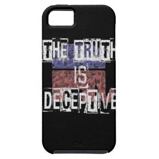 Funda Para iPhone SE/5/5s La verdad es 1 engañoso