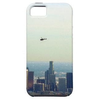 Funda Para iPhone SE/5/5s LA y helicóptero