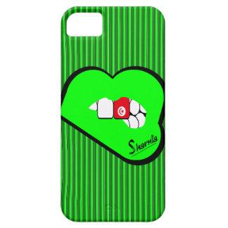 Funda Para iPhone SE/5/5s Labios de GR de la caja del teléfono móvil de