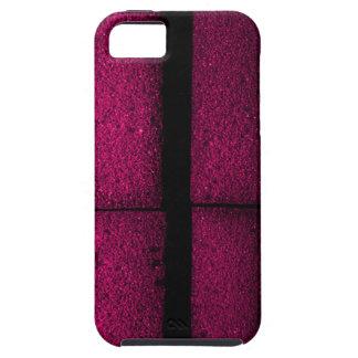 Funda Para iPhone SE/5/5s Ladrillos púrpuras