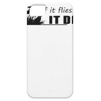 Funda Para iPhone SE/5/5s las moscas muere