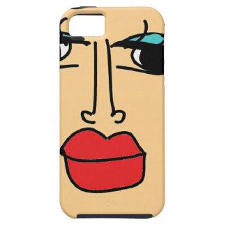 Funda Para iPhone SE/5/5s las mujeres feas