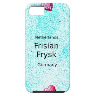 Funda Para iPhone SE/5/5s Lengua del Frisian (Alemania y Países Bajos)