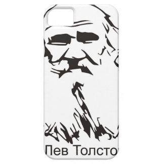 Funda Para iPhone SE/5/5s León Tolstói