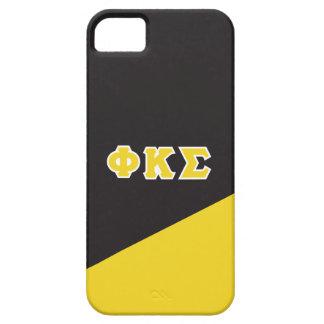 Funda Para iPhone SE/5/5s Letras del Griego de la sigma el   de Kappa de la