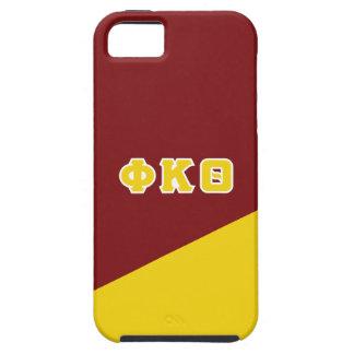 Funda Para iPhone SE/5/5s Letras del Griego de la theta el | de Kappa de la