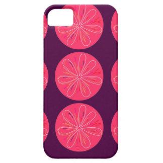 Funda Para iPhone SE/5/5s Limones con las rebanadas del vino