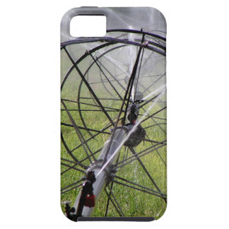 Funda Para iPhone SE/5/5s Línea de la rueda de la irrigación