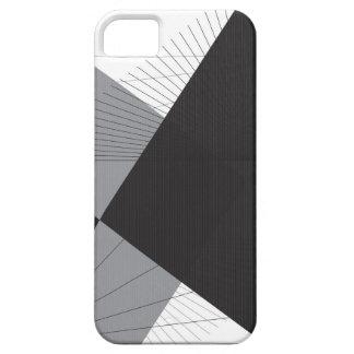 Funda Para iPhone SE/5/5s Líneas y triángulos simples