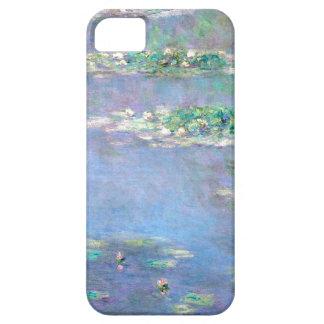 Funda Para iPhone SE/5/5s Lirios de agua de Les Nympheas de Claude Monet