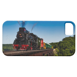 Funda Para iPhone SE/5/5s Locomotora/tren
