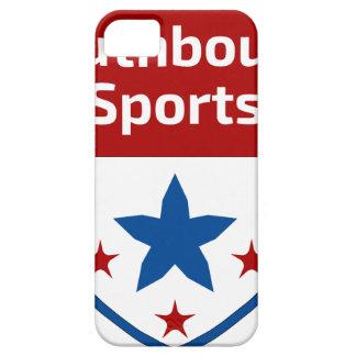 Funda Para iPhone SE/5/5s Logotipo Southbound del escudo de los deportes