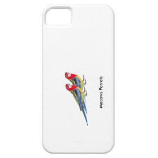Funda Para iPhone SE/5/5s Loro para el caso del iphone
