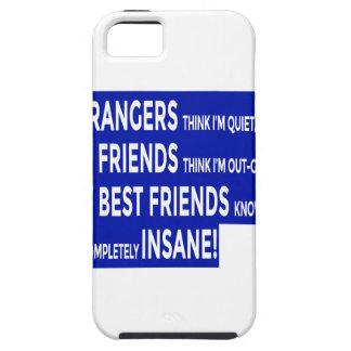 Funda Para iPhone SE/5/5s Los amigos reales verdad amistad